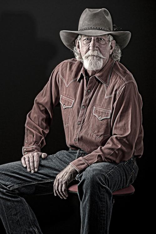 Autor Rick Steber,Model release