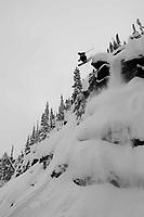 Skier: Tom Runcie<br /> Location: Revelstoke, BC