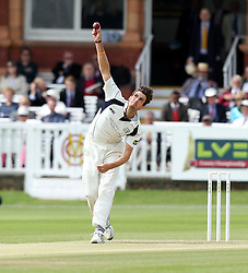 Middlesex's Steven Finn - Photo mandatory by-line: Robbie Stephenson/JMP - Mobile: 07966 386802 - 04/05/2015 - SPORT - Football - London - Lords  - Middlesex CCC v Durham CCC - County Championship Division One