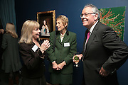 Jane Jozoff, Myra Millinger and U.S. Ambassador Robert Tuttle, Maricopa Partnership for Arts and Culture,  Arizona Office of Tourism, and Arizona Department of Commerce<br />