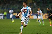 30.04.2017 - Milano - Serie A 2016/17 - 34a giornata  -  Inter-Napoli  nella  foto: Arkadiusz Milik