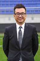 Chi Hong Chiu - 03.11.2015 - Portrait Officiel Sochaux <br /> Photo : Sebastien Bozon / Icon Sport