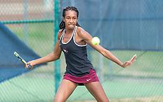 2019 NC Central Women's Tennis vs A&T