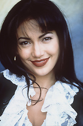 Mar 21, 1997; Hollywood, CA, USA; JENNIFER LOPEZ as Selena Quintanilla in the musical drama ''Selena'' directed by Gregory Nava.  (Credit Image: © Esparza/Katz Productions/Courtesy of Esparza/Katz Prod./ZUMAPRESS.com)