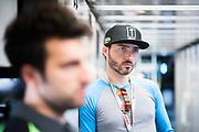 January 24-27, 2019. IMSA Weathertech Series ROLEX Daytona 24. #48 Paul Miller Racing Lamborghini Huracan GT3, GTD: Ryan Hardwick