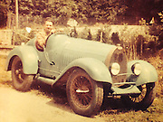 Paris –<br /> An exceptional Barn Find a 1925 Bugatti Brescia, <br /> to be sold at auction<br /> <br /> The collectors' car department at Artcurial will present their most recent discovery: a Bugatti Brescia chassis 2628 circa 1925, at the 8th edition of the «Automobiles sur les Champs» sale. This outstanding and extremely rare automobile, owned by Bugatti enthusiast Bernard Terrillon, is one of just twelve surviving examples of the model. The «Pur-Sang» has been in the hands of the same owner since 1953, and has not moved for some 40 years.<br /> Matthieu Lamoure, Managing Director of Artcurial Motorcars said: «After the discovery of the Baillon Collection, how wonderful to find a Bugatti Brescia, in its rarest and most highly sought-after form, in barnfind condition! The family kept no less than four Bugatti at the property. The other three were sold at the end of the 1970s, and this is the last one! We will present it in our next sale, Automobiles sur les Champs VIII, on 22 June.»<br /> The original body by Maron, Pot et Cie from Levallois-Perret sits on the short wheelbase chassis (2m), fitted with a dual-ignition engine. The elegance and originality of this car must attract great interest from enthusiasts. This must be a unique opportunity to acquire a completely original example of a legendary model, that has not been restored or modified in any way.<br /> This rare machine is estimated to fetch 150000 – 250000 € / 170000 $ - 280000$, and will be offered with no reserve.<br /> <br /> Photo Shows: Bugatti Brescia châssis 2628, circa 1925 <br /> (estimate: 150000 – 250000 € / 170 000 $ - 280 000 $)<br /> ©Exclusivepix media