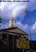 Courthouse 1826. Smethport, McKean Co., PA.