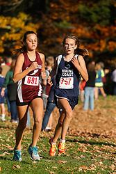 Maine Coast Waldorf School<br /> Middle School Cross Country race