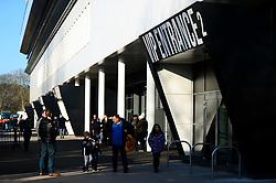 VIP Entrance 2 - Mandatory by-line: Dougie Allward/JMP - 01/12/2019 - RUGBY - Ashton Gate - Bristol, England - Bristol Bears v London Irish - Gallagher Premiership Rugby