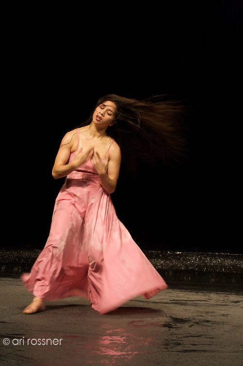 First representation of the company in Paris after Pina Bausch's death&lt;br&gt;<br /> Silvia Farias Heredia