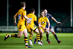 Billy Searle of Wasps A - Mandatory by-line: Robbie Stephenson/JMP - 16/12/2019 - RUGBY - Sixways Stadium - Worcester, England - Worcester Cavaliers v Wasps A - Premiership Rugby Shield