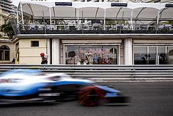 May 23, 2019 - Monte Carlo, Monaco - Motorsports: FIA Formula One World Championship 2019, Grand Prix of Monaco, ..Gucci store front, #88 Robert Kubica (POL, ROKiT Williams Racing) (Credit Image: © Hoch Zwei via ZUMA Wire)