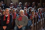 Roma, 28/10/2017: Celebrazione per i 500 anni dalla Riforma Protestante promossa dalla FCEI e dalla Consulta delle chiese evangeliche. Tempio Valdese di piazza Cavour.<br /> &copy; Andrea Sabbadini
