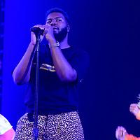 Glasgow, Scotland, UK. 20th September 2019. Khalid, in concert at SSE Hdro Glasgow Great, UK. Credit: Stuart Westwood