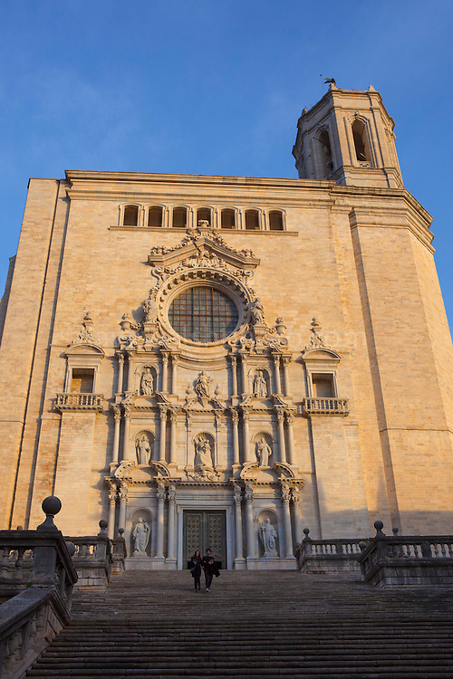 Cathedral of Saint Mary of Girona, Catalonia, Spain