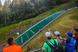 Ski Jumping Continental Cup in Kranj, Slovenia Photo by Grega Valancic / Sportida