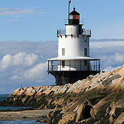 Spring Point Ledge Light, South Portland, Maine