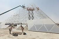 Building the pyramid on the esplanade. My Burning Man 2018 Photos:<br /> https://Duncan.co/Burning-Man-2018<br /> <br /> My Burning Man 2017 Photos:<br /> https://Duncan.co/Burning-Man-2017<br /> <br /> My Burning Man 2016 Photos:<br /> https://Duncan.co/Burning-Man-2016<br /> <br /> My Burning Man 2015 Photos:<br /> https://Duncan.co/Burning-Man-2015<br /> <br /> My Burning Man 2014 Photos:<br /> https://Duncan.co/Burning-Man-2014<br /> <br /> My Burning Man 2013 Photos:<br /> https://Duncan.co/Burning-Man-2013<br /> <br /> My Burning Man 2012 Photos:<br /> https://Duncan.co/Burning-Man-2012