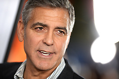 George Clooney has a motorbike accident - 10 July 2018