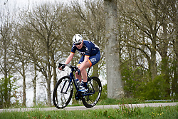 Mieke Kröger (GER) at Healthy Ageing Tour 2019 - Stage 2, a 134.4 km road race starting and finishing in Surhuisterveen, Netherlands on April 11, 2019. Photo by Sean Robinson/velofocus.com