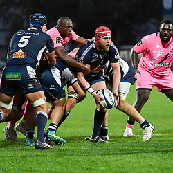 Tom MURDAY of Agen during the Top 14 match between Agen and Stade Francais on October 19, 2019 in Agen, France. (Photo by Julien Crosnier/Icon Sport) - Tom MURDAY - Stade Armandie - Agen (France)
