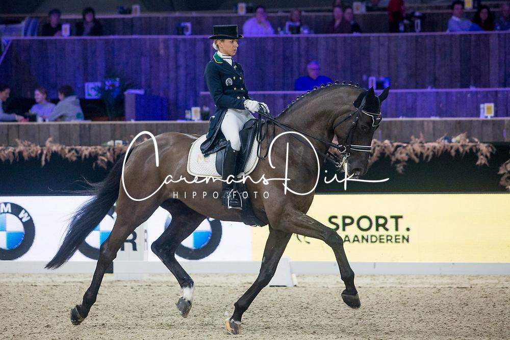 Caetano Maria, POR, Hit Plus<br /> Jumping Mechelen 2019<br /> © Hippo Foto - Sharon Vandeput<br /> 28/12/19