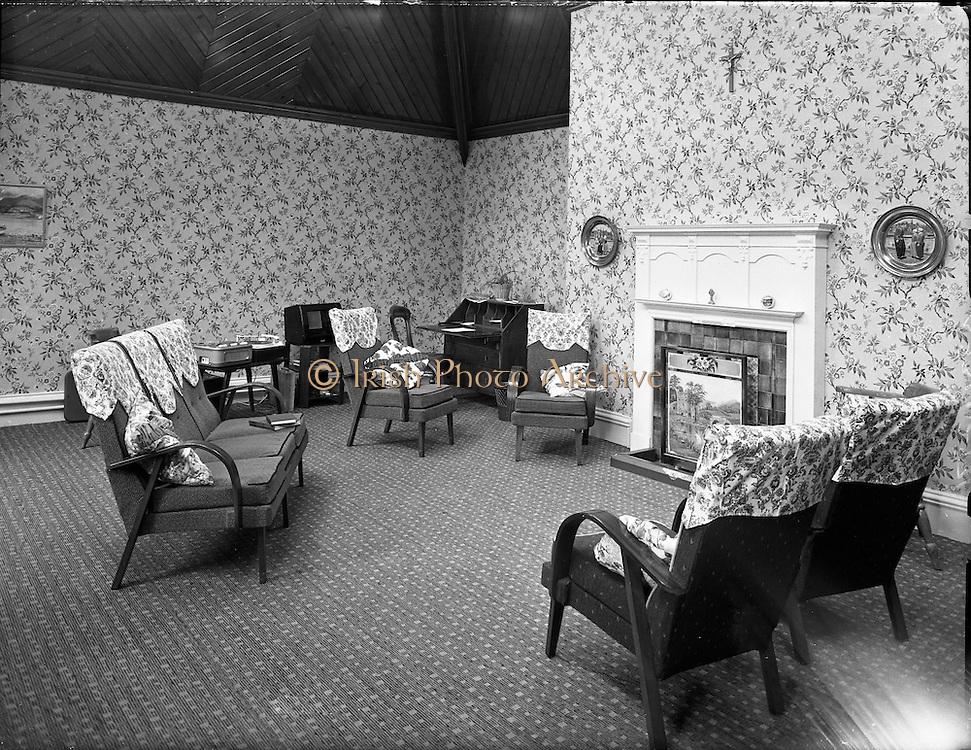 Interiors of Saint John of God, Killarney..12.09.1961