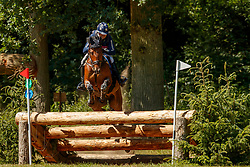 Van Beek Jan, NED, Houdini<br /> CIC 1* Maarsbergen 2018<br /> © Hippo Foto - Dirk Caremans<br /> 01/07/2018