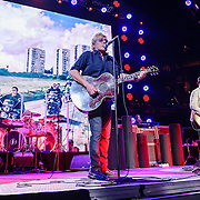 WASHINGTON, DC - March 24th, 2016 - Roger Daltrey and Pete Townshend of The Who perform at the Verizon Center in Washington, D.C. as part of their The Who Hits 50! tour. The band has hinted that this will be their final world tour. (Photo by Kyle Gustafson / For The Washington Post)