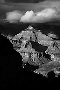 Isis Temple. Grand Canyon National Park.