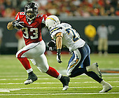 Chargers v Falcons - 082909