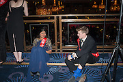 PRITA SURAPRAGASAN; NICHOLAS LEIGH, THE 35TH WHITE KNIGHTS BALLIN AID OF THE ORDER OF MALTA VOLUNTEERS' WORK WITH ADULTS AND CHILDREN WITH DISABILITIES AND ILLNESS. The Great Room, Grosvenor House Hotel, Park Lane W1. 11 January 2014