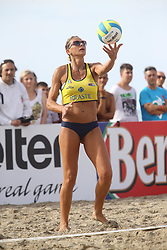 SIMONA GIOLI<br /> LEGA VOLLEY SUMMER TOUR 2014<br /> ALL STAR GAME SAND VOLLEY FEMMINILE 2013-2014<br /> RICCIONE (RN) 13-07-2014<br /> FOTO FILIPPO RUBIN