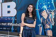 2019, June 17. Pathe ArenA, Amsterdam, the Netherlands. Anna Nooshin at the dutch premiere of Men In Black International.