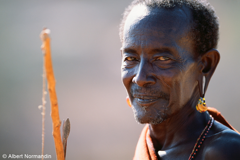 Chief, Samburu Tribe
