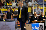 DESCRIZIONE : Torino Lega A 2015-2016 Manital Torino Umana Venezia<br /> GIOCATORE : Luca Bechi<br /> CATEGORIA : allenatore delusione<br /> SQUADRA : Manital Torino<br /> EVENTO : Campionato Lega A 2015-2016<br /> GARA : Manital Torino Umana Venezia<br /> DATA : 18/10/2015<br /> SPORT : Pallacanestro<br /> AUTORE : Agenzia Ciamillo-Castoria/Max.Ceretti<br /> GALLERIA : Lega Basket A 2014-2015<br /> FOTONOTIZIA : Torino Lega A 2015-2016 Manital Torino Umana Venezia<br /> PREDEFINITA :