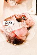 Fresh seafood. Nishiki Market, Kyoto