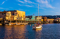 Fisherman's Wharf, Monterey, Monterey County, California USA