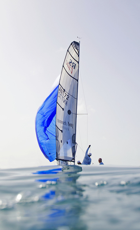 The Nonsuch Bay RS Elite Challenge, Antigua Sailing Week 2015.