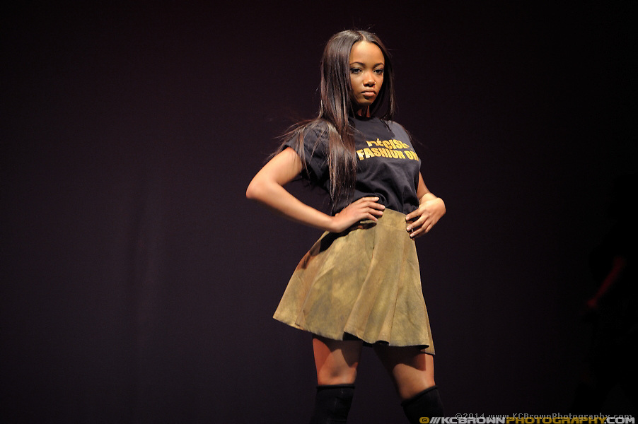 "West Chester PA - 2014 Precise WCU Fashion Show ""Battle of the Gods"""