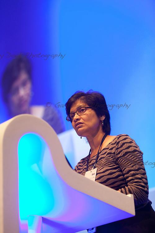 Samita Mukhopadhyay<br /> BMA LMC's Conference<br /> EICC, Edinburgh<br /> <br /> 18th May 2017<br /> <br /> Picture by Gary Doak