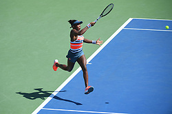 September 4, 2018 - New York, USA - Cori Gauff  (Credit Image: © Panoramic via ZUMA Press)