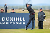 Alfred Dunhill Links Champs 2018 St Andrews 07-10-2018. 071018