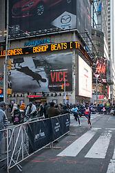 NYRR New York City Half Marathon: Mutai & Sambu