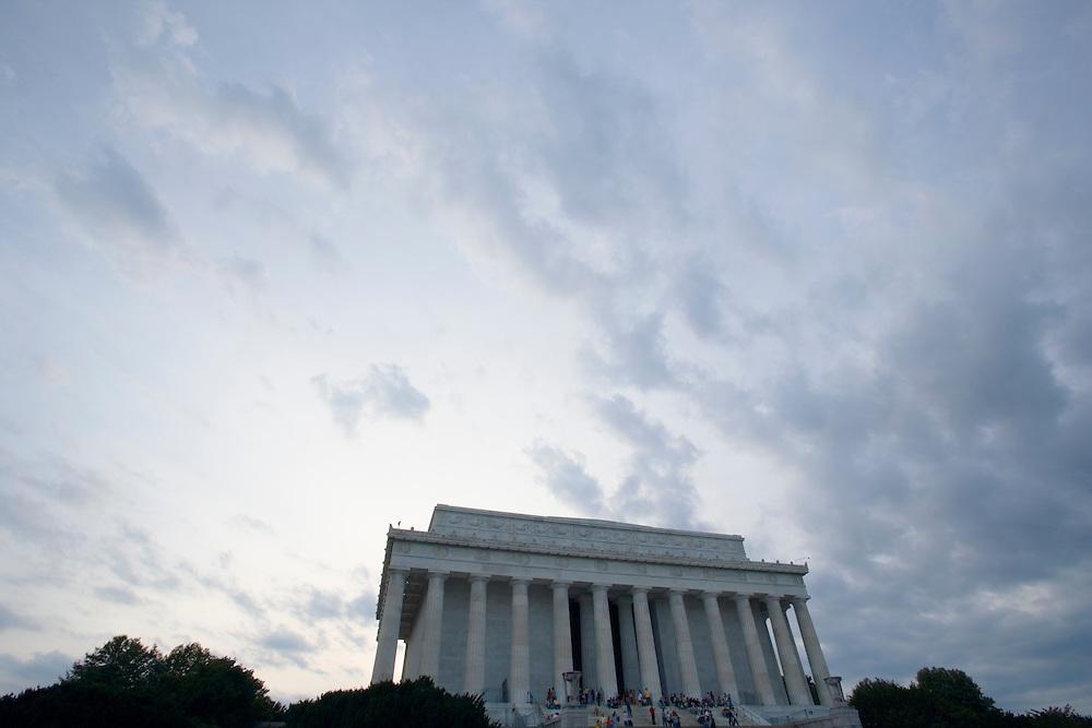 The Lincoln Memorial Washington DC USA&#xA;<br />