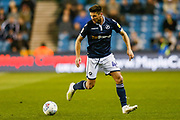 Millwall midfielder Ben Marshall (44) during the EFL Sky Bet Championship match between Millwall and Queens Park Rangers at The Den, London, England on 10 April 2019.