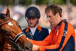 Ruyter Aliene, NED, Bomba<br /> European Championship Eventing<br /> Luhmuhlen 2019<br /> © Hippo Foto - Dirk Caremans