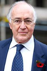 © Licensed to London News Pictures. 03/11/2015. London, UK. Michael Howard attending a memorial service for ex-Liberal Democrat leader Charles Kennedy at St George's Cathedral in London on Tuesday, 3 November, 2015. Mr Kennedy died suddenly on June 1, 2015 at the age of 55 after suffering a major haemorrhage as a result of a long battle with alcoholism. Photo credit: Tolga Akmen/LNP