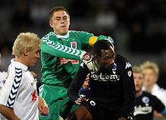 20071103 AGF - FC København SAS Liga fodbold