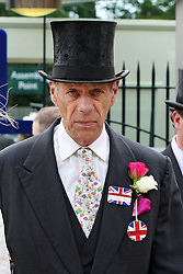Sir Henry Cecil, 10-time champion trainer, has died at the age of 70.<br /> Responsible for 25 British Classic winners, Cecil was also the leading handler at Royal Ascot with a record 75 successes.<br /> 22.06.2012, Royal Ascot, GB, Trainer Sir Henry Cecil in portrait.<br /> Photo by: Racingfotos.com / i-Images.